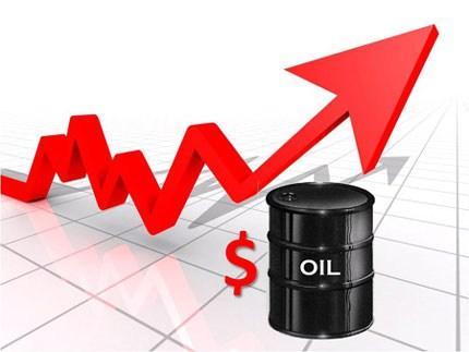 Giá dầu tăng sau 2 phiên giảm liên tiếp