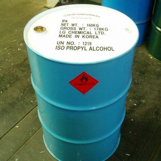 Isopropyl alcohol ( I.P.A )